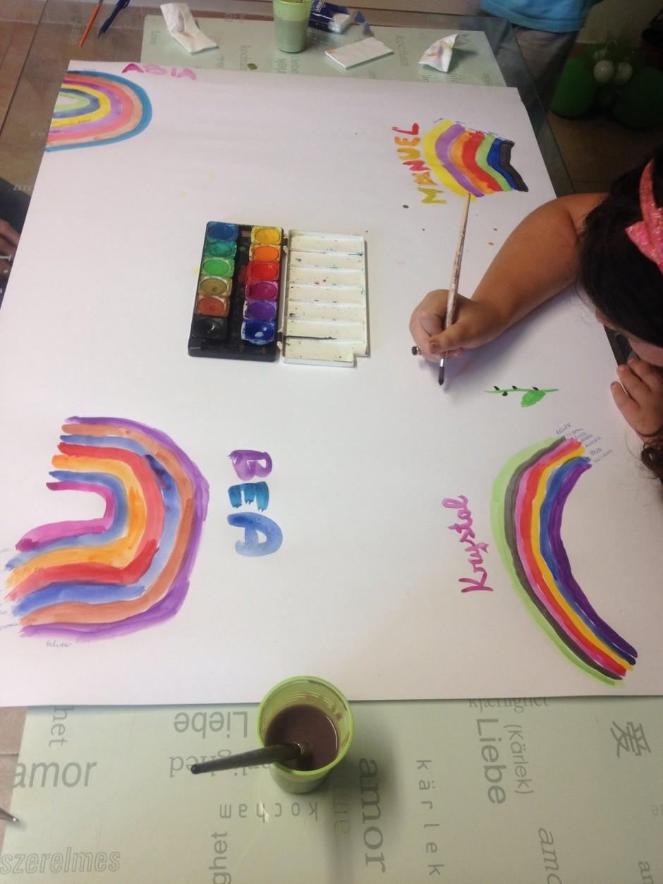 Aiuto-compiti estivo e Laboratori espressivi-creativi!!